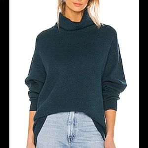 Free people softly structured sweater